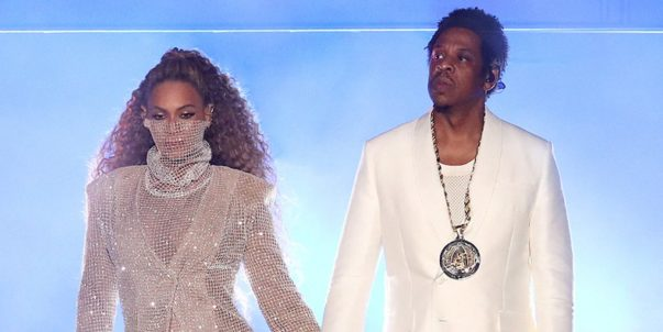 Family Affair: JAY-Z & Beyoncé Bring Blue Ivy & Twins On the Road