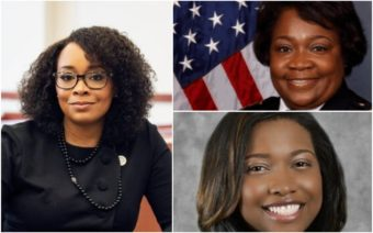 "#Blackgirlmagic, Black women, Chief Judge Tiffany Carter Sellers, interim Police Chief Sheila Rogers, solicitor LaDawn ""LBJ"" Jones"