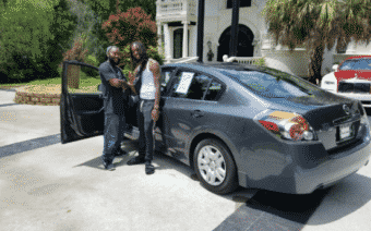 Offset Buys Car for Man Who Helped Him During Car Wreck (VIDEO)