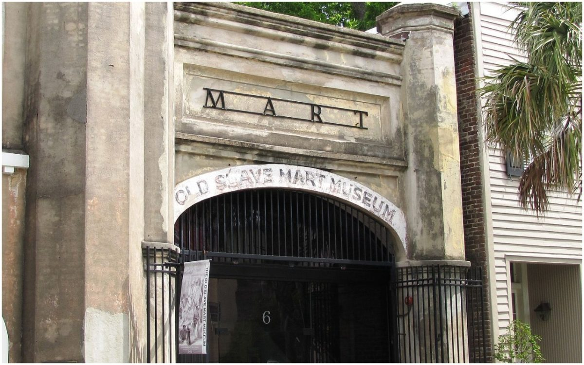 Charleston, slavery