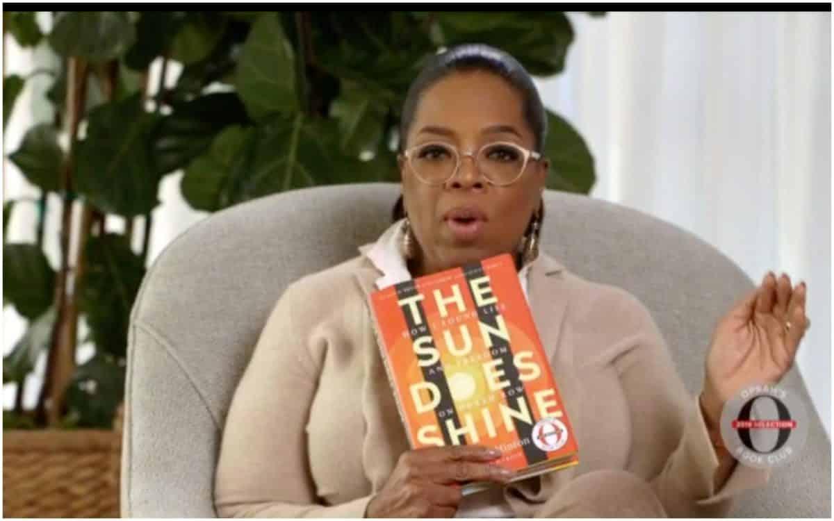 Oprah, book club