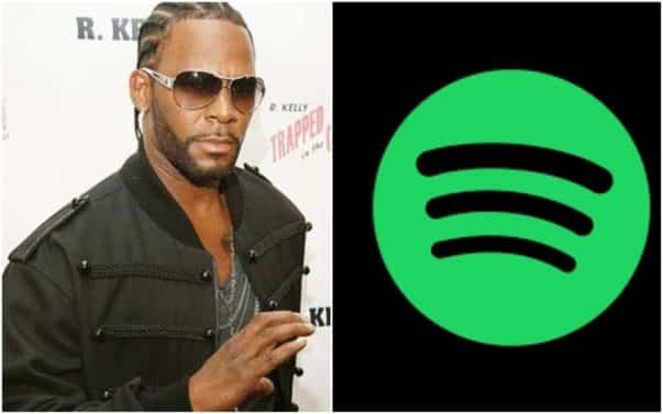 R. Kelly, Spotify