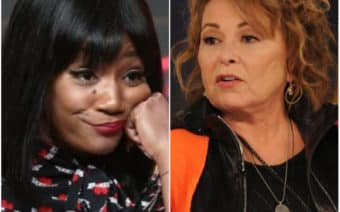 Tiffany Haddish Shares Story About Encounter With Roseanne: She Been Racist!