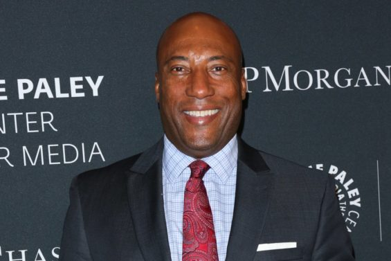Byron Allen on Buying The Weather Channel: 'I Don't Want to Play in the Negro League'