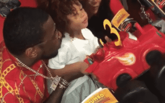 Fabolous and Emily B Celebrate Baby Jonas' Third Birthday (PHOTOS)
