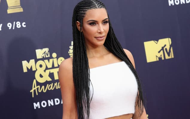 Kim Kardashian West Accused Of Cultural Appropriation For