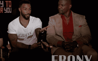 omari hardwick, terry crews