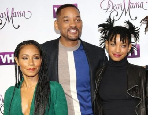 Willow Smith Admits to Walking In on Will & Jada Having Sex
