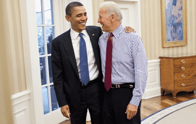 Barack Obama x Joe Biden