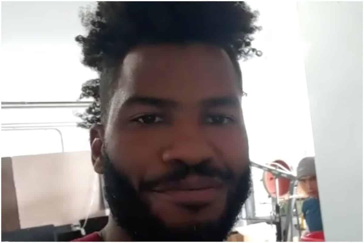 Black business owner, Black man, San Francisco, breaking into