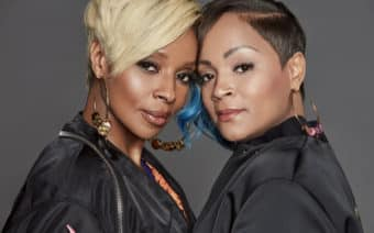 Mary J. Blige x Simone I. Smith