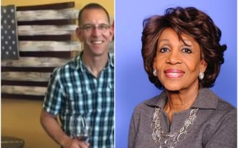 Michael Seylem, Maxine Waters, California prosecutor