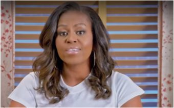 Michelle Obama, Vote, When We Vote