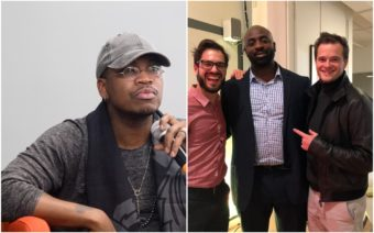 Ne-yo, Max Johnson, software engineer