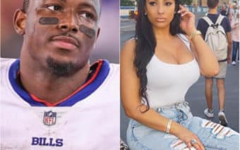 LeSean McCoy Denies Abuse Allegations, Blames Home Invasion