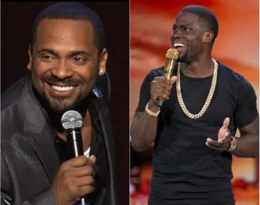 Mike Epps & Kevin Hart Go Blow-for-Blow On Instagram