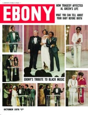 Aretha Franklin, JET Magazine, EBONY Magazine, Johnson Publication