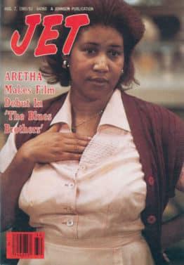 Aretha Franklin, JET magazine