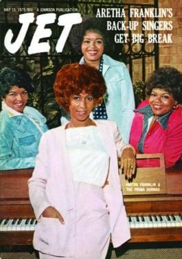 Aretha Franklin, JET Magazine, EBONY Magazine, May 15, 1975