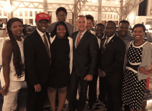 Black Conservatives Claim Uber Driver Kicked Them Out Because of 'MAGA' Hats