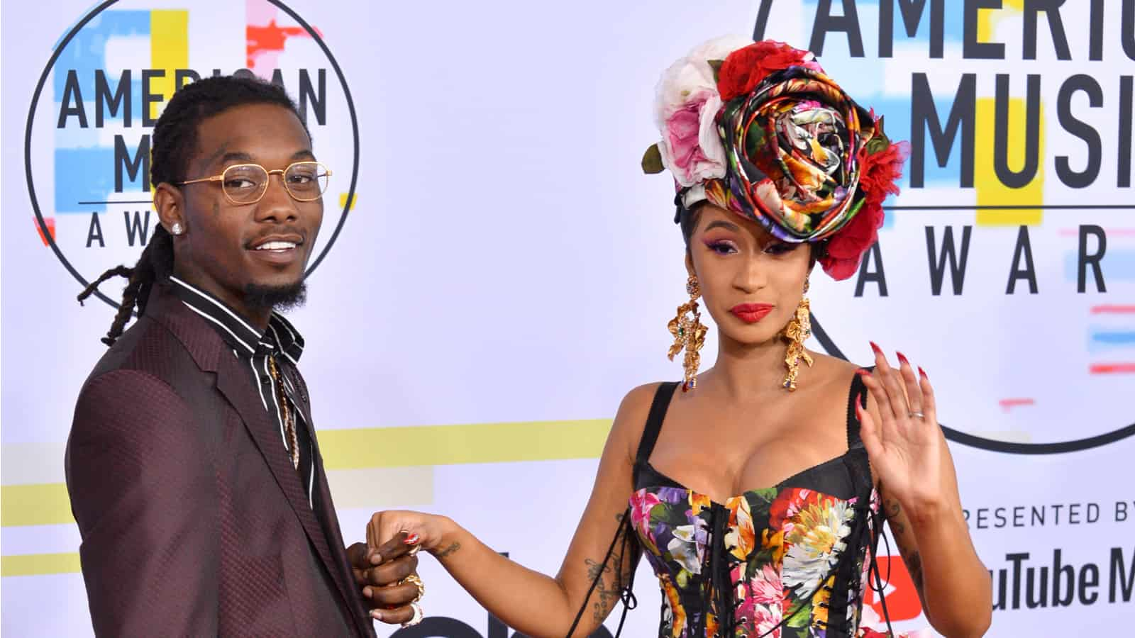 Report: Offset's Step-Father Blames Cardi B for Exposing