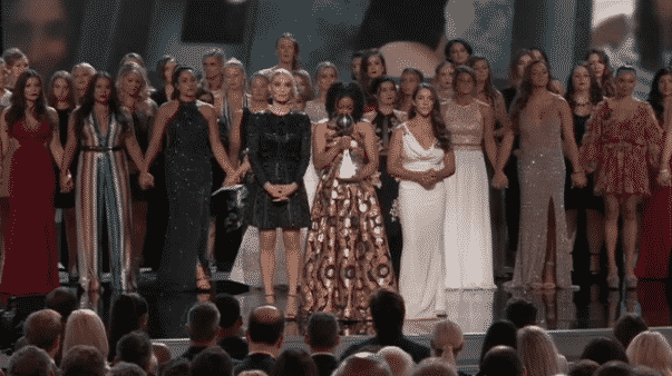 141 Sexual Abuse Survivors Accept Courage Award at ESPYS (VIDEO)
