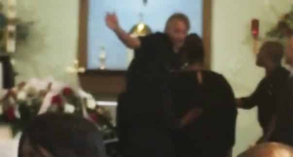 White Priest Tells Black Mourners 'Get the Hell Out of My Church' During Funeral (VIDEO)