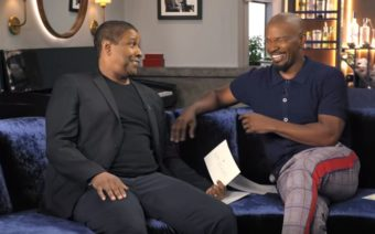 denzel washington-jamie foxx