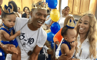 Ciara & Russell Wilson Throw Daughter Adorable 1st Birthday Party (PHOTOS)