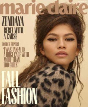 Zendaya, Marie Claire, Magazine Cover