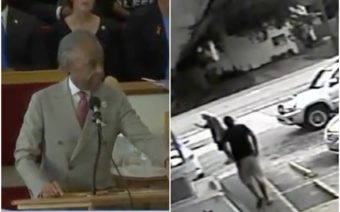 Rally, Al Sharpton, Markeis McGlockton, Florida, Black Man