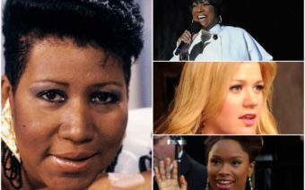 Aretha Franklin, Kelly Clarkson, Patti LaBelle, Jennifer Hudson