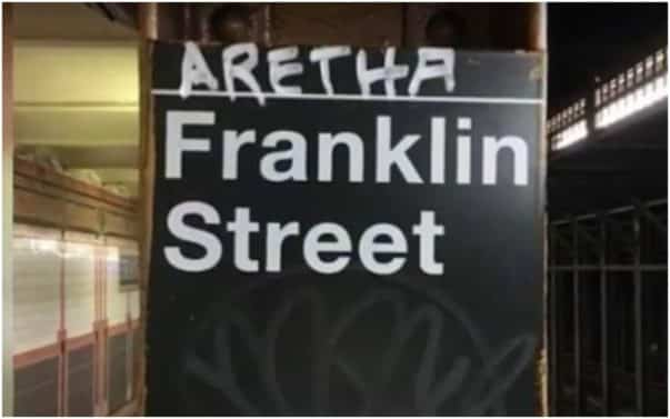 Aretha Franklin, NYC