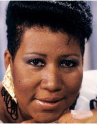 Aretha Franklin, EBONY Magazine, 1988, Portrait