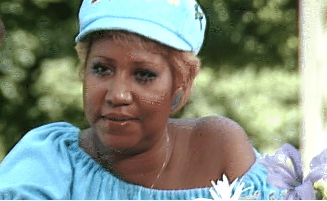 Aretha Franklin, Tom Joyner