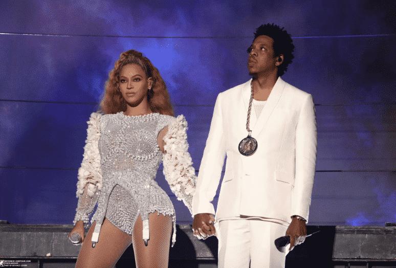 Beyonce, Jay-Z, OTRII