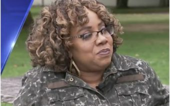 Black woman, washington utility company, N-word