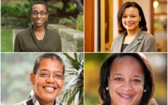 Claudine Gay, Michelle A. Williams, Bridget Long, Tomiko Brown, Black women, Harvard university