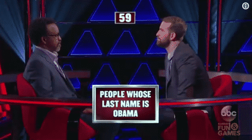Eric Kaufman, $100,000 Pyramid, Tim Meadows