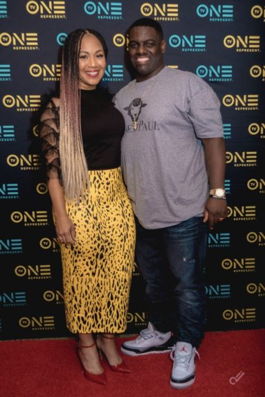 Erica and Warryn Campbell