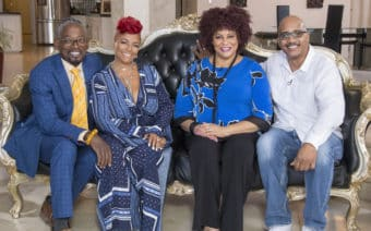 Living Single, Reunion, Kim Fields, Kim Coles, TJ Carson