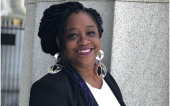 Kiah Morris ,Vermont, State Representative, black female lawmaker