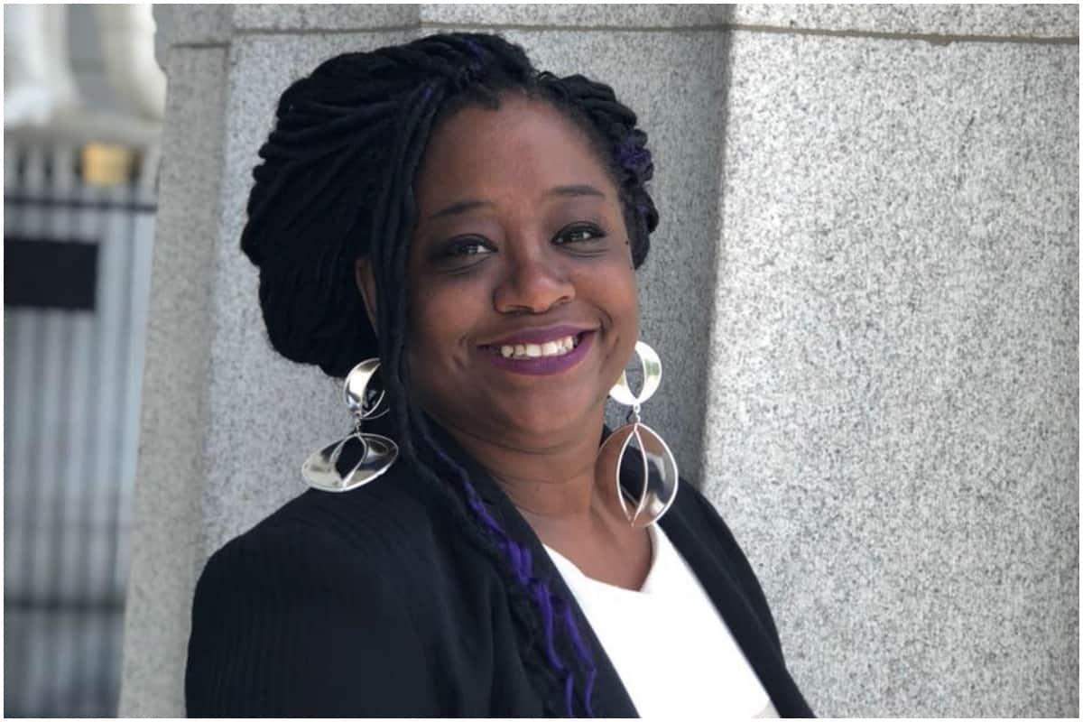 Kiah Morris ,Vermont, State Representative, black female lawmaker