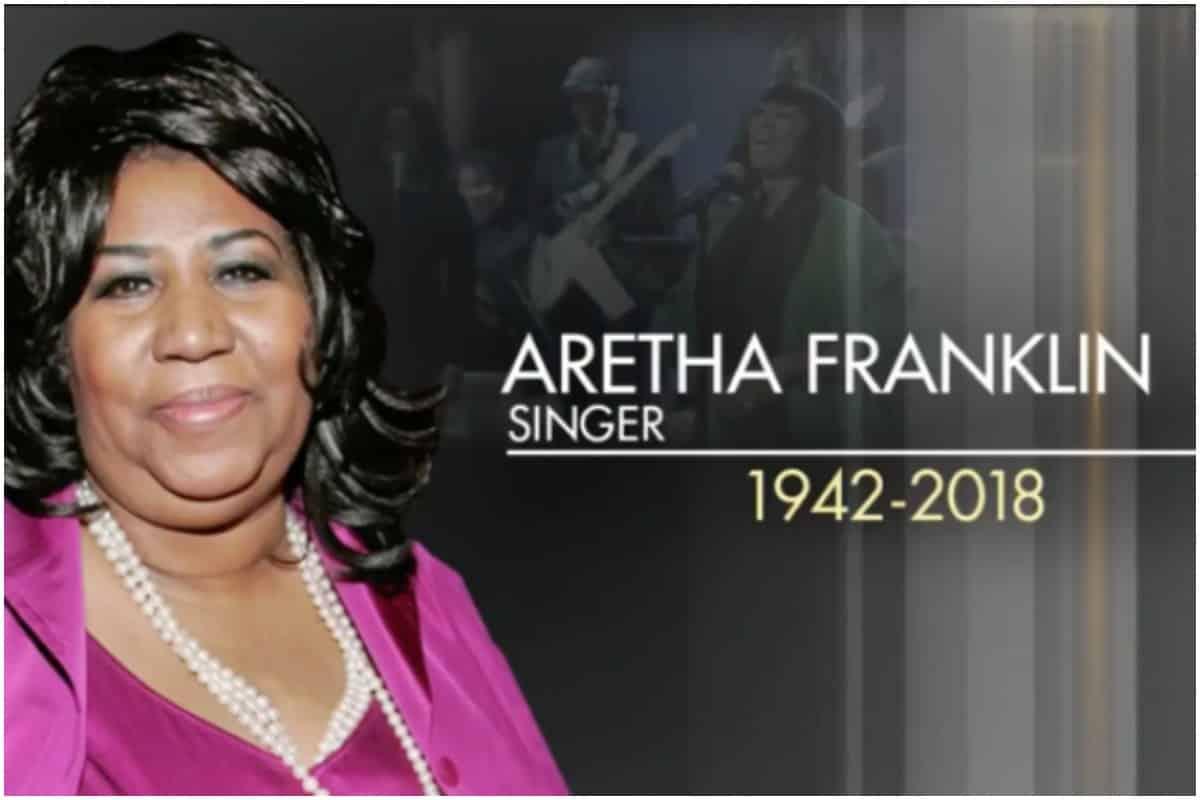Patti LaBelle, Aretha Franklin, Fox news
