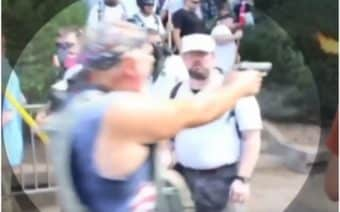 KKK, Charlottesville rally, Richard W. Preston