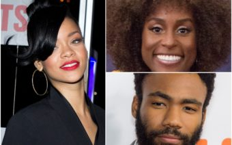 Rihanna, Issa Rae, Childish Gambino, Diamond Ball