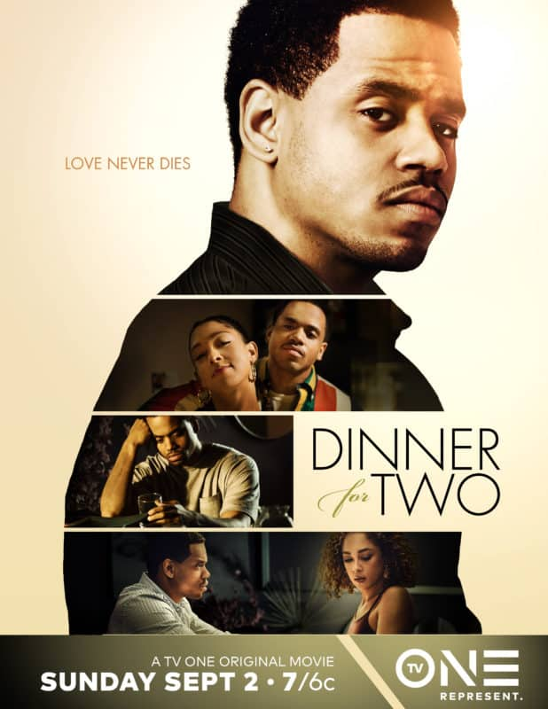 """Dinner for two, Tristan """"Mack"""" Wilds"""