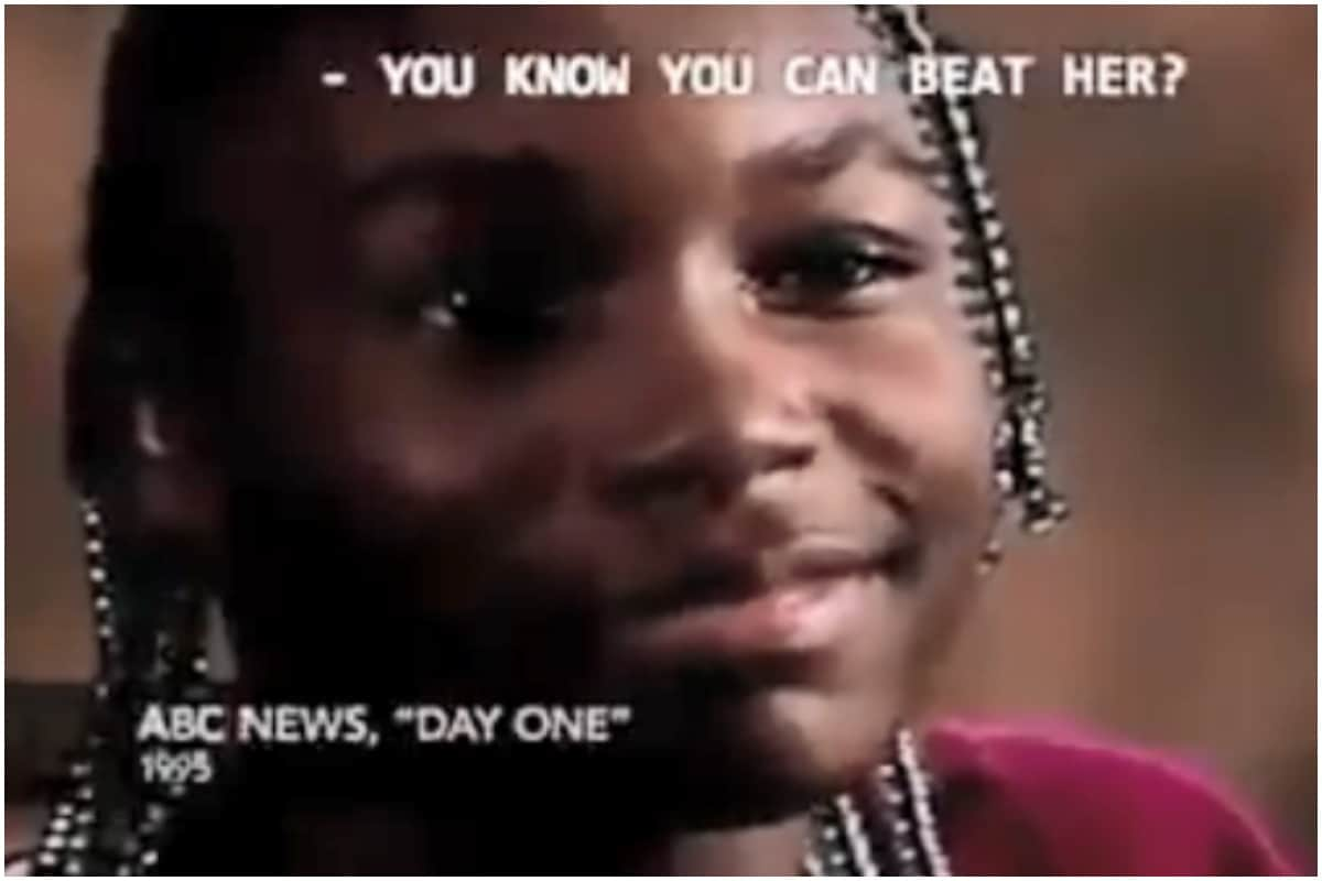 Venus Williams, 14-year-old