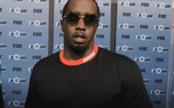 Diddy Tells Ellen He's not Afraid of Clowns, Gets Scared by One