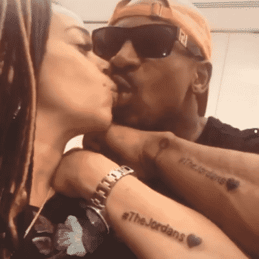 Faith & Stevie J Flaunt Matching Tattoos on Double Date With Lil Scrappy & Bambi (VIDEOS)